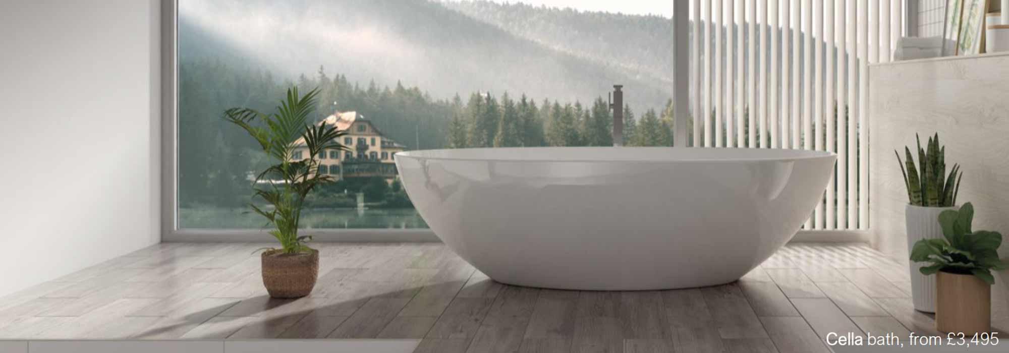 Choosing the right freestanding bath
