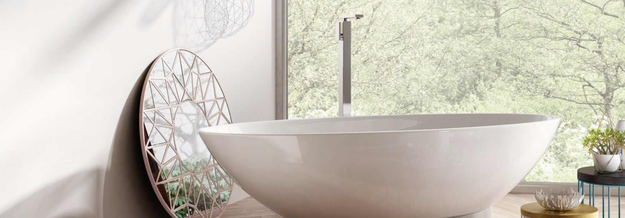 Natural Bathrooms